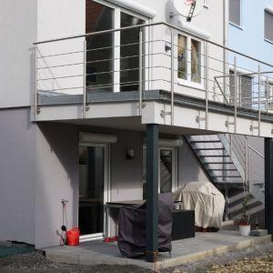 Balkon Treppen Gelander Aussen Kilpper Treppen Wohndesign